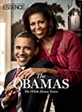 Book cover from The Obamas: The White House Yearsby The Editors of ESSENCE