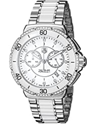 TAG Heuer Womens CAH1213.BA0863 Formula One Stainless Steel Watch with Diamonds