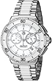 """TAG Heuer Women's CAH1213.BA0863 """"Formula One"""" Stainless Steel Watch with Diamonds"""
