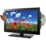 GPX TDE1982B 18.5'''' 720p LED HDTV/DVD Combination electronic consumer