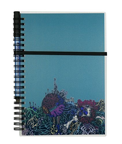 "Scrubby Reusable Whiteboard Notebook--Junior Size (5.5"" x 8"")--Imagine Cover Photo #6"
