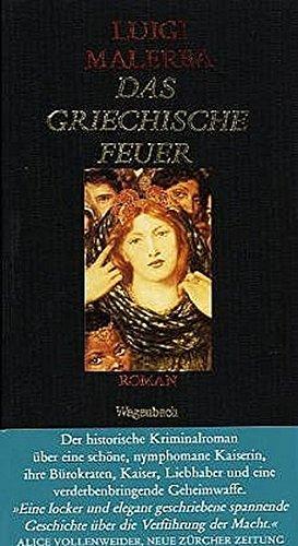 Das griechische Feuer (Quartbuch)