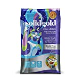 Solid Gold Fit as a Fiddle Grain Free Dry Cat Food, 12lb (Packaging May Vary)