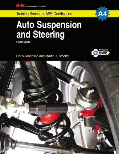Auto Suspension & Steering, A4 (Training Series for - Cars And Steering Suspension