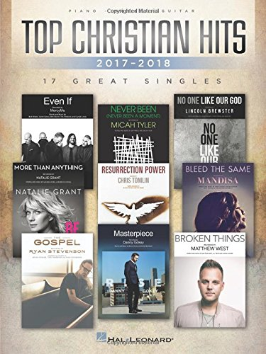 Top Christian Hits of 2017-2018: 17 Great Singles