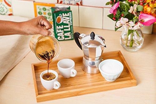 Café La Llave Espresso 4-10 oz. Bricks