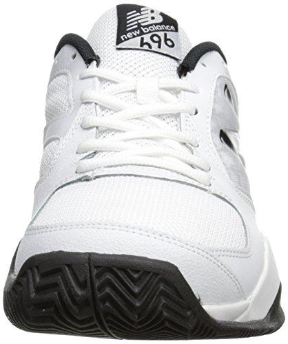 NEW BALANCE MC696v2 Zapatilla de Tenis Caballero blanco