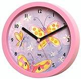 Bai Children Wall Clock, Butterflies