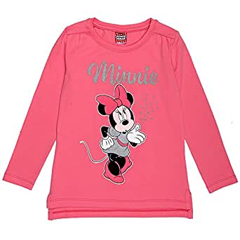 d8011c6b1 Disney Niñas Minnie Mouse Camiseta