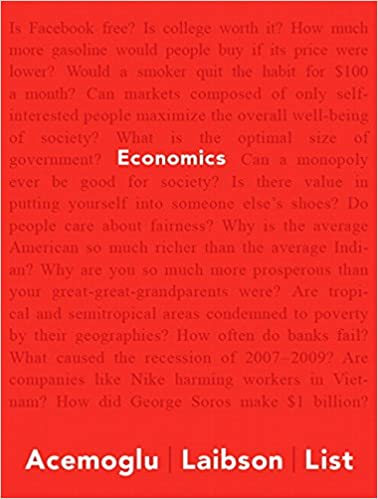 Economics 9780321391582 economics books amazon economics 1st edition fandeluxe Choice Image