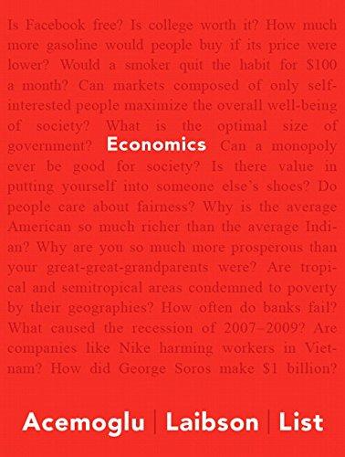 Best economics acemoglu laibson list list