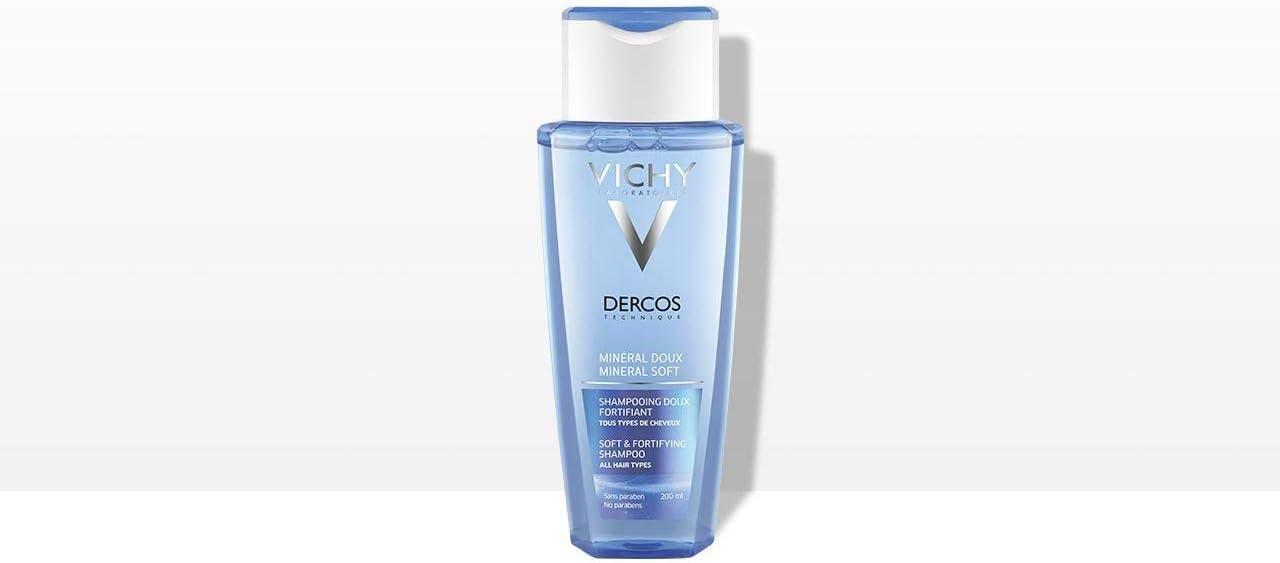 Dercos-Tec Sh Mineral 200Ml/E: Amazon.es: Salud y cuidado personal