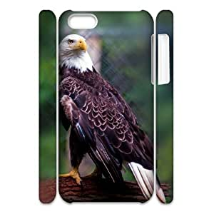 Animals Eagles 3D-Printed ZLB558997 Custom 3D Phone Case for Iphone 5C by lolosakes