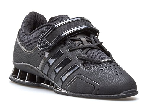 Chaussures Core 001 Met Adulte de Weightlifting Met F13 Silver Fitness Mixte Noir Adipower adidas Black Night EZ8wUS
