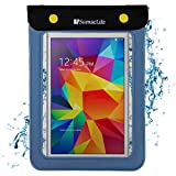 Waterproof Case for 6 - 8.4' Tablets / eReaders- Kindle Fire, iPad, Galaxy, Nexus, Venue, MeMO Pad, Iconia, IdeaTab, & Others