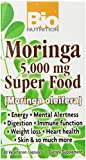 Bio Nutrition Moringa Super Food Vegi-Caps, 60 Count, 5,000 mg For Sale