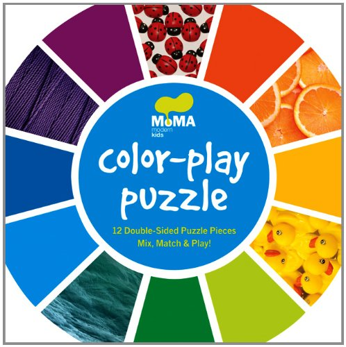 MoMA Color-Play Puzzle (Moma Modern Kids) ebook