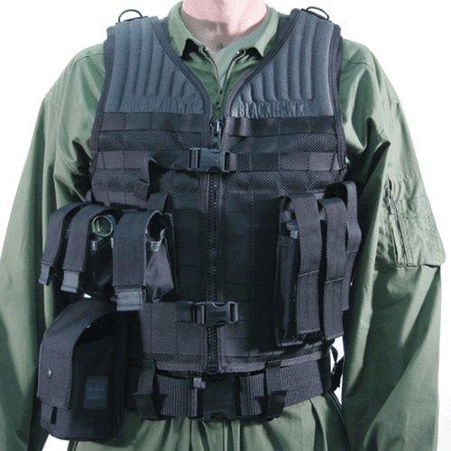 (BLACKHAWK! S.T.R.I.K.E. Omega Vest - Black)