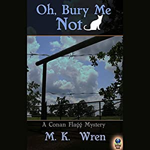 Oh, Bury Me Not Audiobook
