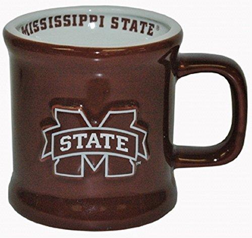 (Jenkins Enterprises Mississippi State Ceramic Relief Mug )