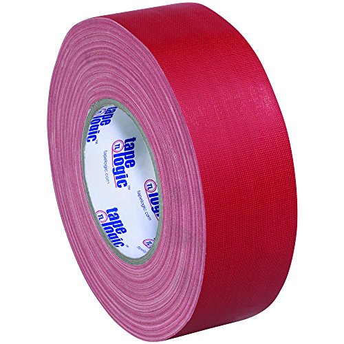 BOX USA BT98718R3PK Red Tape Logic Gaffers Tape, 11 mil, 2'' x 60 yd. (Pack of 3) by BOX USA