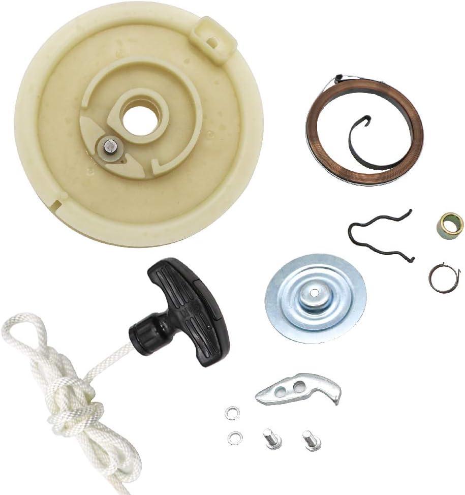 Polaris Rebuild Recoil Pull Starter Start Kit Xplorer 400 400l 3082956 3083669