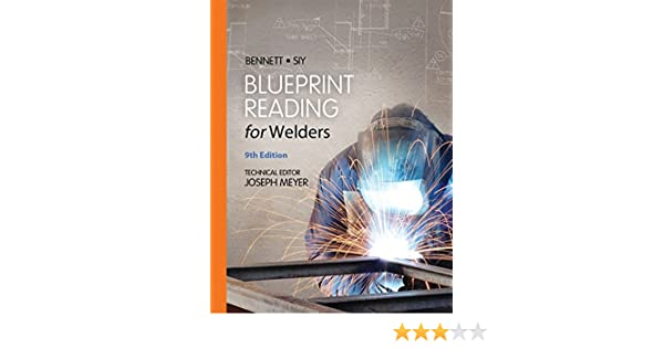 Blueprint reading for welders spiral bound version ae bennett blueprint reading for welders spiral bound version ae bennett louis siy 9781133605782 books amazon malvernweather Images