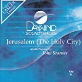 Jerusalem (The Holy City) [Accompaniment/Performance Track]