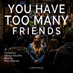 You Have Too Many Friends: God Complex Universe | George Saoulidis