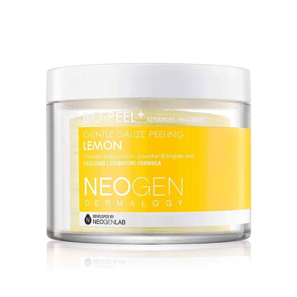 NEOGEN DERMALOGY BIO - Peel Gauze Peeling Lemon 30 Count, 200ml by Neogen