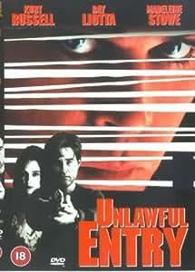 Unlawful Entry [Reino Unido] [DVD]