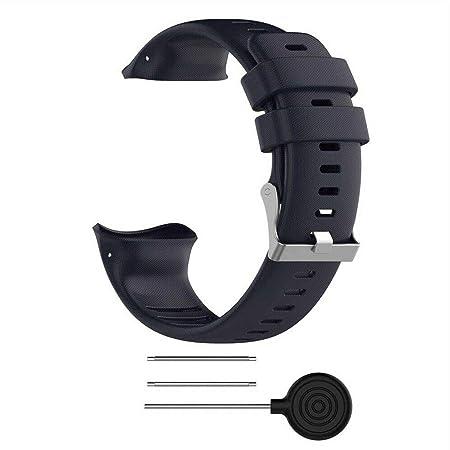 Cicony 22mm Smartwatch Reemplazo de la Correa de Silicona para ...