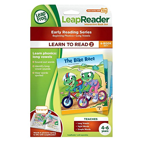 LeapFrog LeapStart, Leapfrog LeapReader Reading and Writing System, Leapfrog LeapReader Learn to Read Volume 2, Leapfrog LeapReader Books, Leapfrog Pen, Reading Kit, Learning Kit by LeapFrog LeapStart (Image #8)