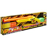 : Buzz Bee Toys Air Warriors Side by Side Double Shot Blaster