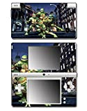 Teenage Mutant Ninja Turtles TMNT Leonardo Leo Splinter Shredder TV Cartoon Video Game Vinyl Decal Skin Sticker Cover for Nintendo DSi System