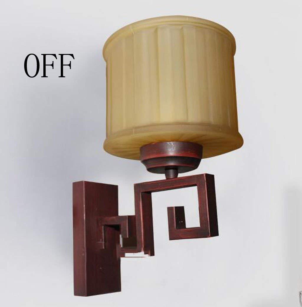 Wand Leuchte Bügeleisen minimalistischen Wandleuchte Spiegel vor Bett Wohnzimmer Flur Treppen wand Lampe (Stil  A)