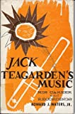 img - for Jack Teagarden's Music: His Career and Recordings book / textbook / text book