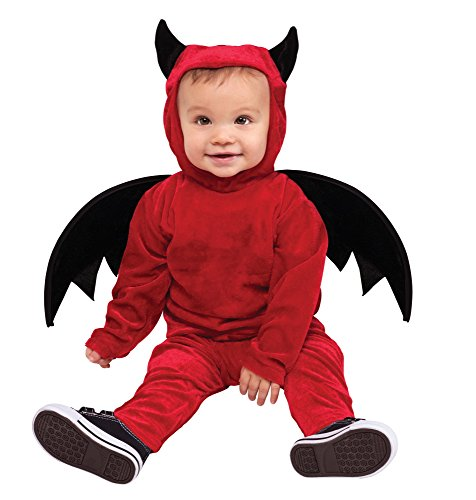 Costume Toddler Devil Boys (Lil Devil Costume - Infant)