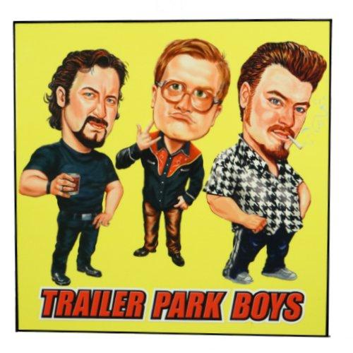 Trailer Park Boys High Gloss Wall Art