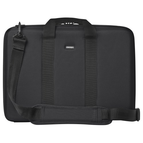 Cocoon CLB650BK Laptop Case, up to 17 inch, 18 x 3.75 x 13.5 inch, Black