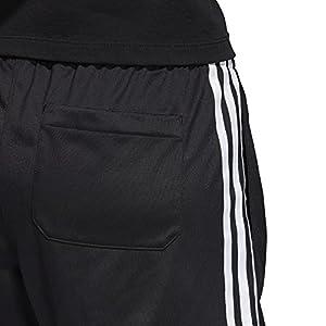 adidas Originals Women's 3 Stripes Short, Black, S