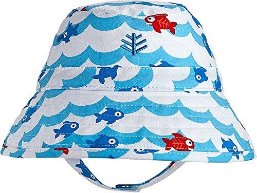 Coolibar UPF 50+ Baby Cotton Cap - Sun Protective (2T-3T ...