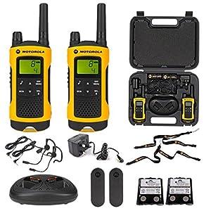 motorola tlkr t80. motorola tlkr t80 extreme walkie-talkie - twin pack tlkr