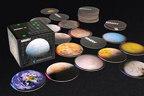 Copernicus MMRY: Moons & Planets - Card Planet Gift