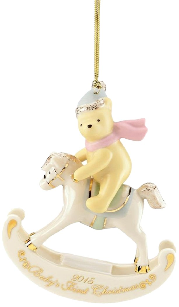 Amazon.com: Lenox 2015 Disney's Winnie the Pooh Baby's 1st ...