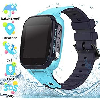 Amazon.com: Kids Games Smartwatch Phone - 1.44 HD Touch ...