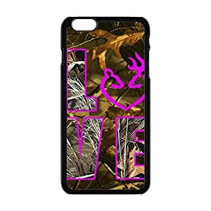 Browning LOVE Phone Case for Iphone 6 Plus