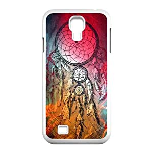 Samsung Galaxy S4 I9500 phone Case The Dream Catcher Painting Protective Cell Phone Cases Cover DFG126048