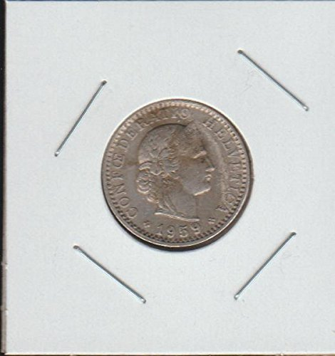 1959 CH Crowned Bust Right Twenty Cent Piece Choice Fine Details