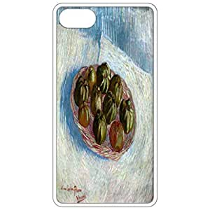 Basket Of Apples By Van Gogh Painting By Vincent Van Gogh White Apple Iphone 6 (4.7 Inch) Cell Phone Case - Cover